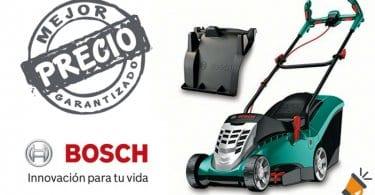 oferta Bosch Rotak 37 cortacesped barato SuperChollos