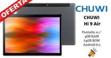 oferta CHUWI Hi 9 Air barata SuperChollos