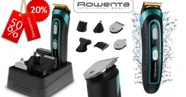 oferta Rowenta Trim Style TN9130 Cortapelos barato SuperChollos