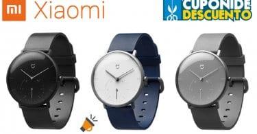 oferta Xiaomi Mijia Quartz Watch el smartwatch barato SuperChollos