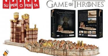 oferta Juego de Tronos Puzzle 3D Desembarco del rey barato SuperChollos