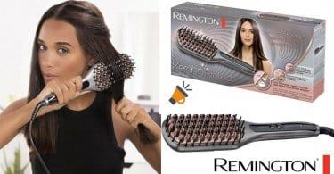 oferta Remington CB7480 Keratin Protect Cepillo alisador barato SuperChollos