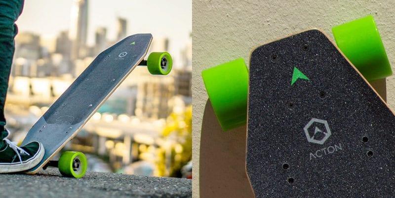 ACTON Smart Electric Skateboard SuperChollos