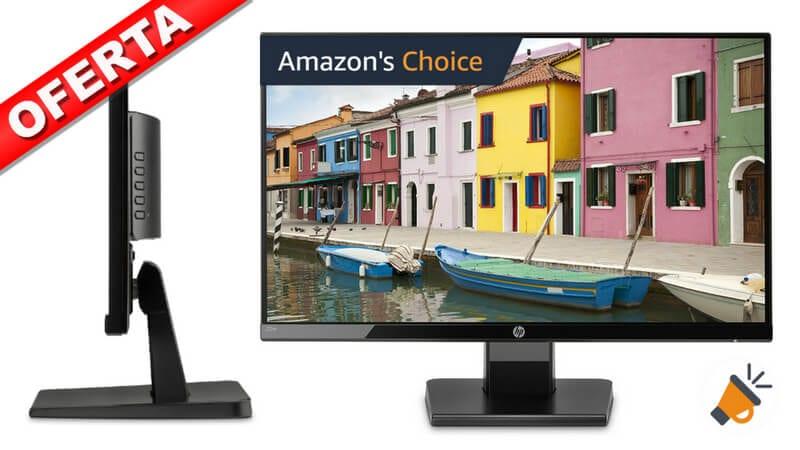 oferta HP 22w Monitor barato SuperChollos