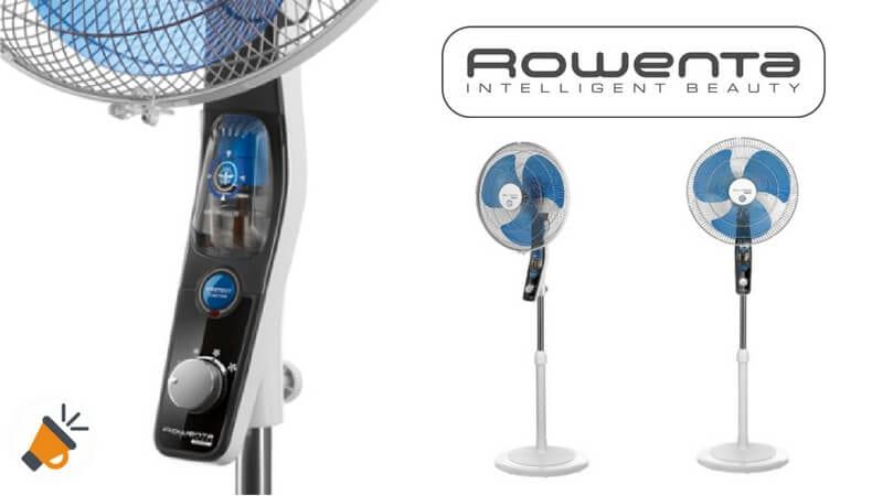 oferta Rowenta VU4210F0 Ultimate Protect barato SuperChollos
