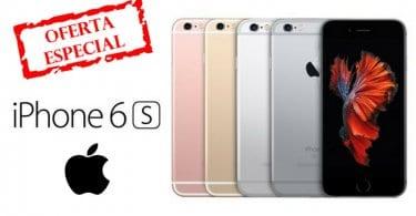 oferta iPhone 6S 16128GB reacondicionado barato SuperChollos