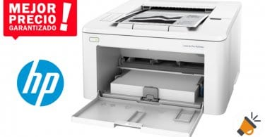 oferta HP LaserJet M203dw Impresora la%CC%81ser barata SuperChollos
