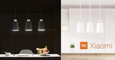 oferta La%CC%81mpara colgante Xiaomi Yeelight JIAOYUE Minimalist Iron E27 Pendant Light barata SuperChollos
