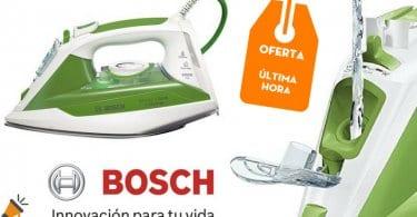 oferta plancha de vapor bosch tda302401e barata SuperChollos