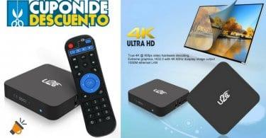 oferta TV Box Docooler U2C Z barata SuperChollos