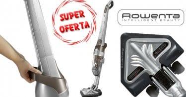 oferta Rowenta Air Force Extreme Silence RH8929WO Aspirador Escoba barato SuperChollos