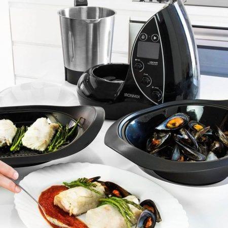 Robot de cocina Cecotec IronMix SuperChollos