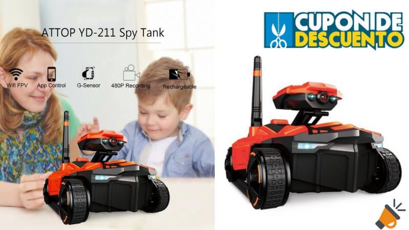 oferta robot RC Goolsky ATTOP YD 211 BARATO SuperChollos