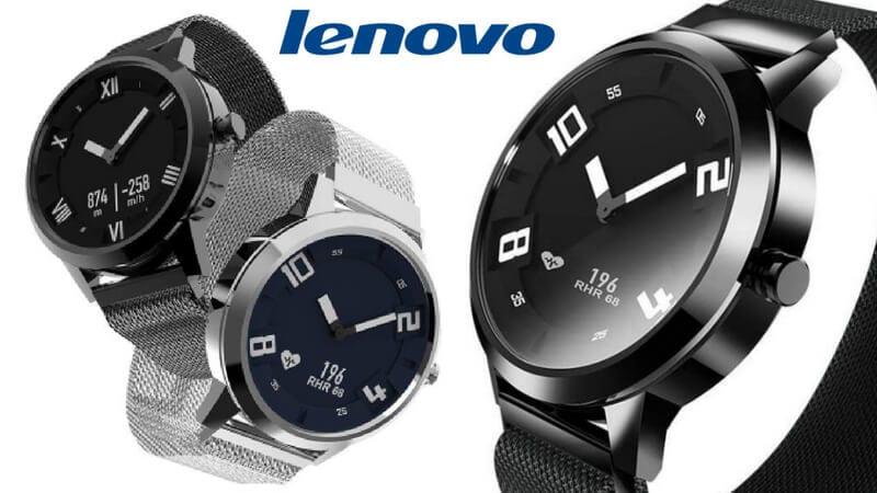 oferta Lenovo Watch X Reloj Inteligente barato SuperChollos