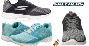 oferta Zapatillas Skechers Go Walk 4 baratas SuperChollos