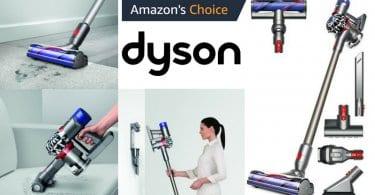 oferta Dyson V8 Animal Aspiradora sin Cable barata SuperChollos