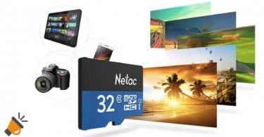 oferta Tarjeta de Memoria Docooler Netac barata SuperChollos