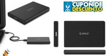 oferta carcasa ORICO 2.5 inch USB 3.0 barata SuperChollos
