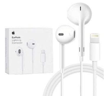 oferta Apple Earpods con conector Lightning barato SuperChollos