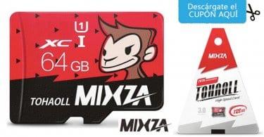 oferta MIXZA TOHAOLL SDXC Micro SD 64gb barata SuperChollos