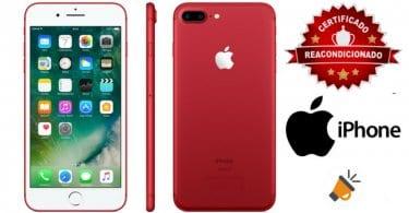 oferta iphone 7 recondicionado barato SuperChollos