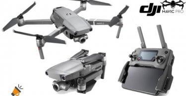 oferta drone DJI Mavic 2 Pro barato SuperChollos