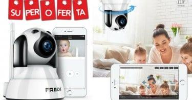 oferta FREDI Baby Monitor barato SuperChollos