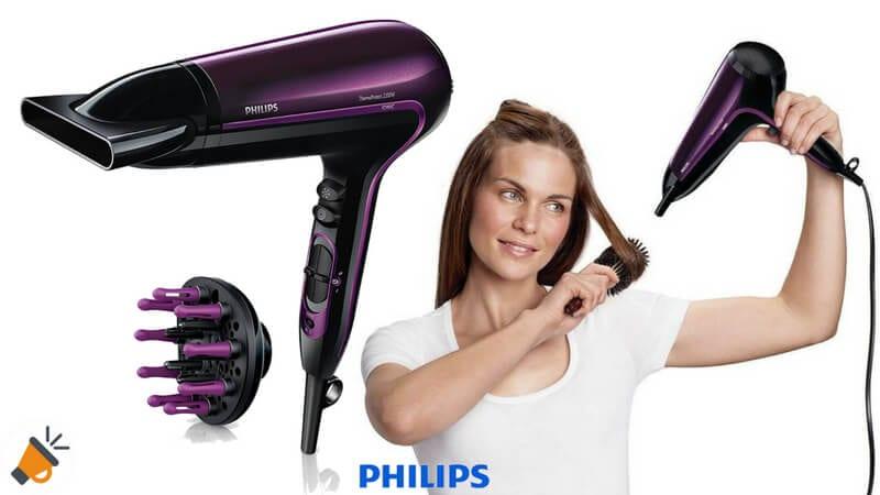 oferta Philips HP823300 Secador de pelo barato SuperChollos