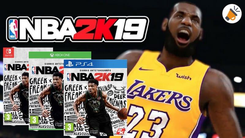 oferta NBA 2K19 barato SuperChollos