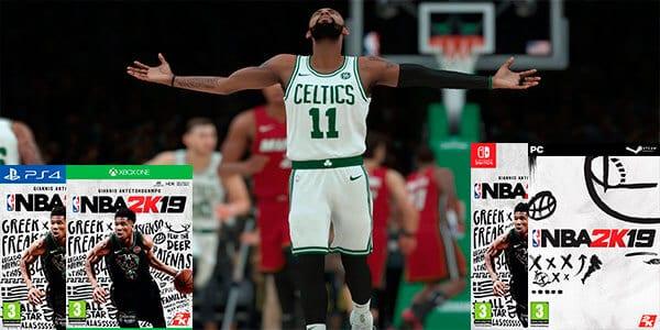 videojuego baloncesto nba 2k19 ps4 xbox one switch pc steam barato SuperChollos
