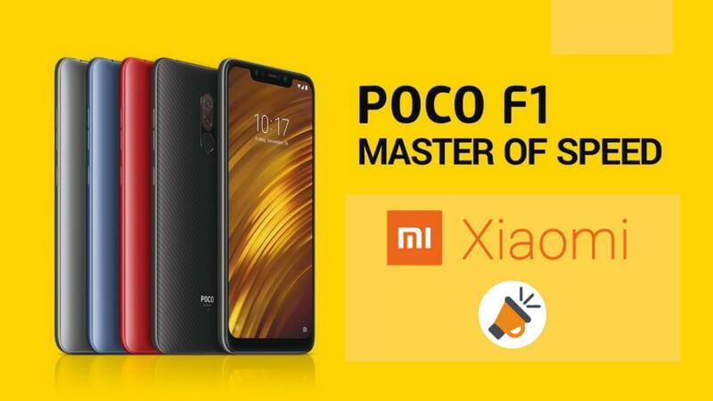 oferta Xiaomi PocoPhone F1 barato SuperChollos