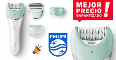 oferta Philips Satinelle Advanced BRE62000 Depiladora barata SuperChollos