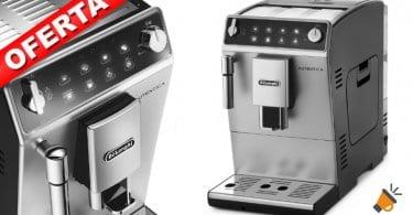 oferta DeLonghi Autentica ETAM29.510.SB Cafetera barata SuperChollos