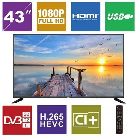 Televisor HKC de 4322 barata SuperChollos