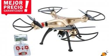 oferta GoolRC Syma X8HW Drone barato SuperChollos