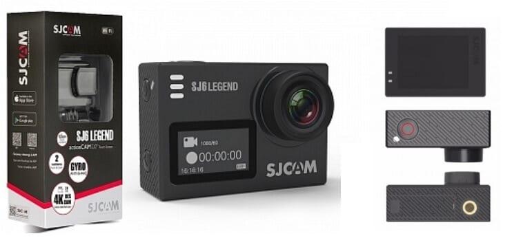 SJCAM SJ6 LEGEND action camera SuperChollos