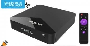 OFERTA MAGICSEE N5 Android TV box BARATO SuperChollos