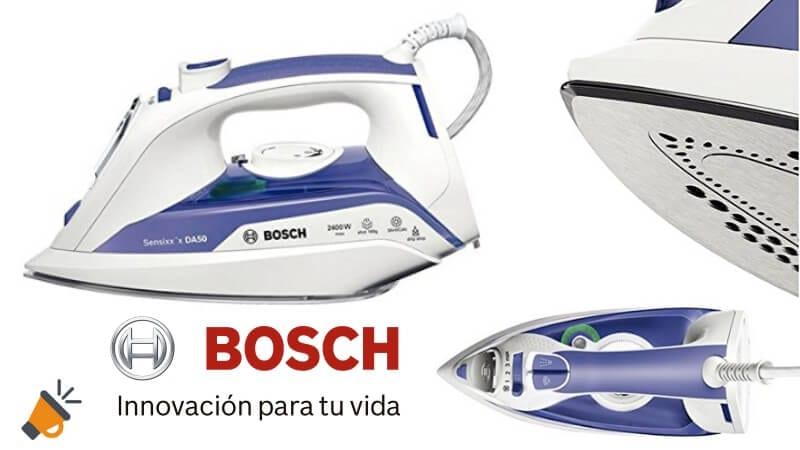 oferta Bosch TDA5024010 Plancha de vapor barata SuperChollos
