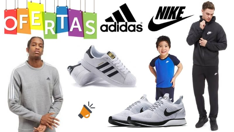 brumoso aspecto Arruinado  MEGAPROMO! Hasta el -40% DTO. en ropa y calzado Adidas y Nike