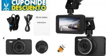 oferta V41 Dash Cam barata SuperChollos