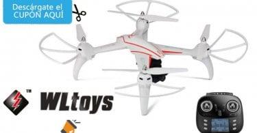 oferta Goolsky WLtoys Q696 D drone barato SuperChollos