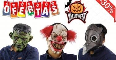 ofertas ma%CC%81scaras para Halloween baratas SuperChollos