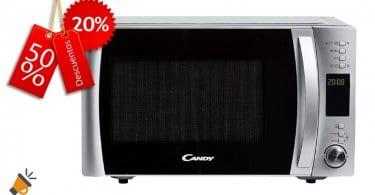 oferta Candy CMXC30Dcs Horno microondas barato SuperChollos