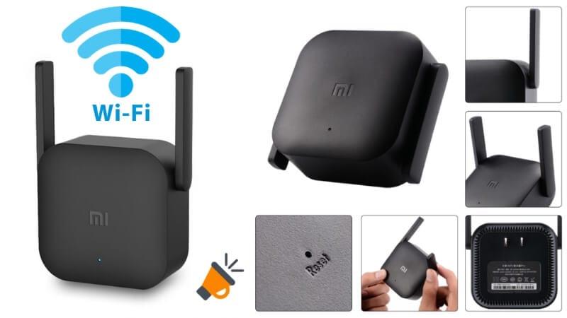 OFERTA Amplificador de sen%CC%83al Xiaomi WiFi Amplifier BARATO SuperChollos