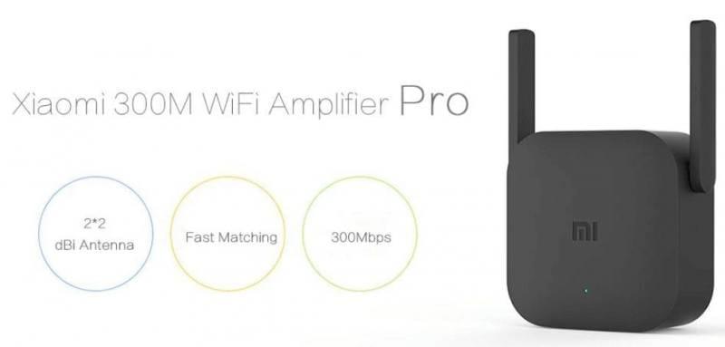 Amplificador de sen%CC%83al Xiaomi WiFi Amplifier barato SuperChollos