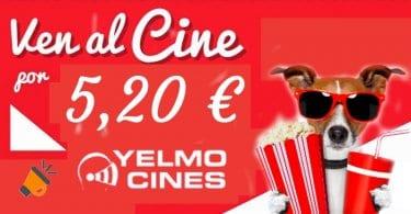 entradas baratas yelmo cines SuperChollos