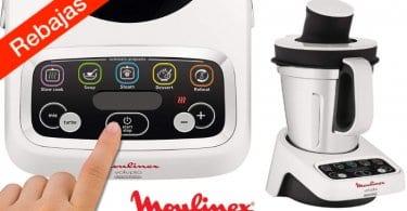 oferta Moulinex Volupta HF404113 Robot de cocina barato SuperChollos