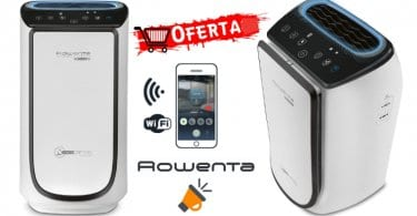 oferta Rowenta PU4080F0 Intense Pure Air Connect Purificador barato SuperChollos