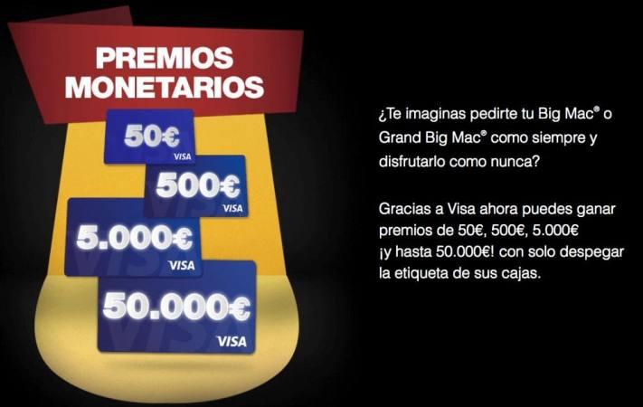 juego big mac mcdonalds premios economicos SuperChollos