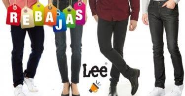 ofertas Pantalones vaqueros Lee baratos SuperChollos